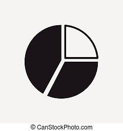 diagramme, icône