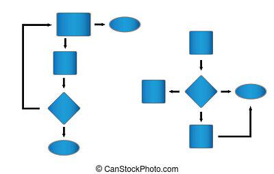 diagrammen, databank