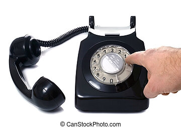 Dial a number