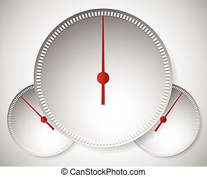 Dial, Generic Meters, Gauge Templates. Dial, Generic Meters,...