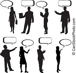 dialogue, gens