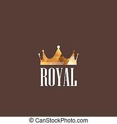 diamant, couronne, illustration