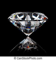 diamant, juvel