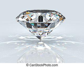 diamant, juwel