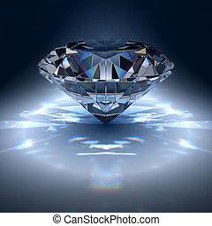 diamant, klenot