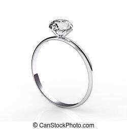diamant solitaire