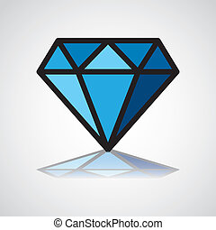 diamant, symbole