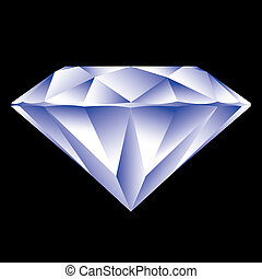 diamant, vector