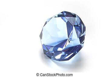 diamante azul