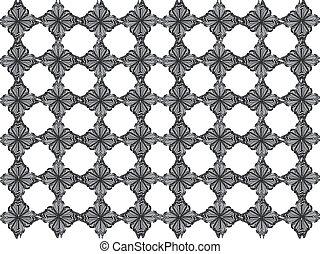 diamante, borboleta, padrão, #8