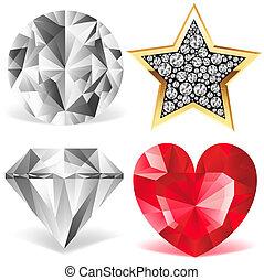 diamante, colección