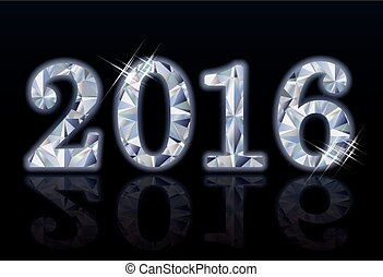 Diamond 2016 new year