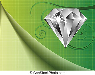 diamond background