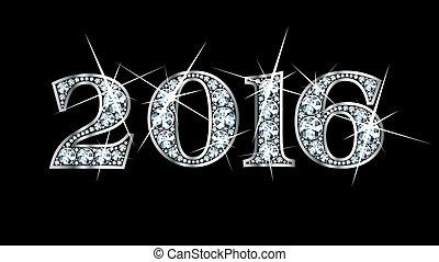 Diamond Bling 2016