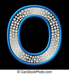 Diamond Character O