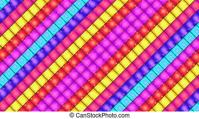 diamond cross light - Musical disco backgrounds.