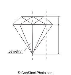 Diamond Graphic Scheme