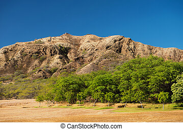 Diamond Head Crater