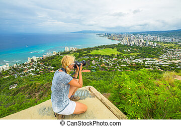 Diamond Head Travel photographer