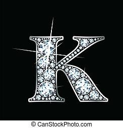 """Diamond """"K"""""""