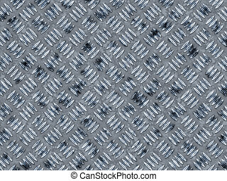 Diamond plate - Abstract generated diamond plate for...