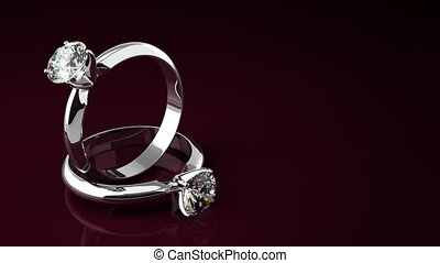 Diamond Rings (looped)