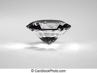 diamond - Hi-res rendering, diamond