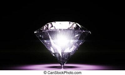 diamond - turnning diamond