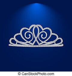 diamond tiara 1