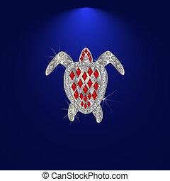diamond tortoise 3