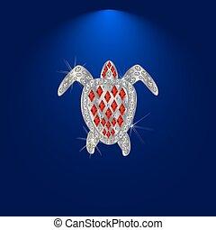 diamond tortoise
