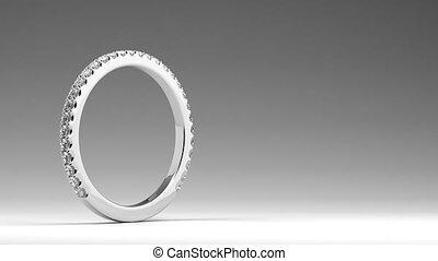 Diamond Wedding Ring