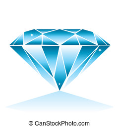 Diamonds illustration