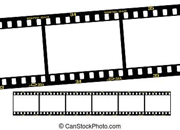 diapositiva, filmstrip