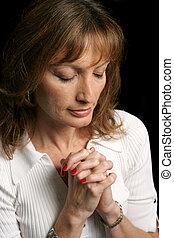 diariamente, orações