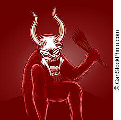 diavolo, krampus