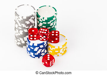 Dice on Chips