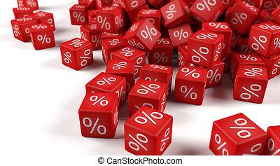 Dice percentage