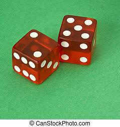 Dice - Gaming Casino Dice