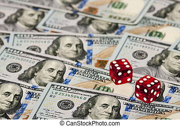 Dices and dollars