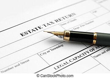 dichiarazione redditi, proprietà