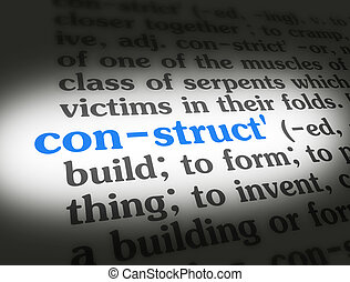 Dictionary Construct