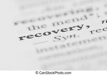 Dictionary Series - Recovery