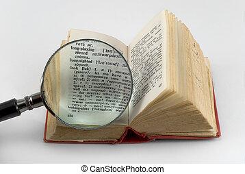 Dictionary - The pocket dictionary consider under a ...