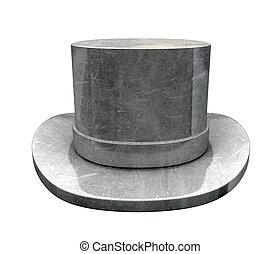 Die-cast Top Hat