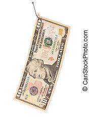 dieci dollaro bill
