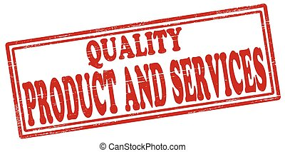 diensten, product