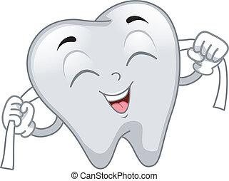 diente, mascota