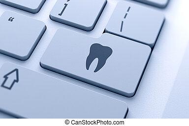 diente, señal