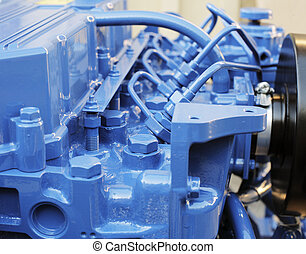 Diesel engine - Brand new 60hp marine diesel engine